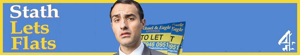 Stath Lets Flats (UK) Movie Banner