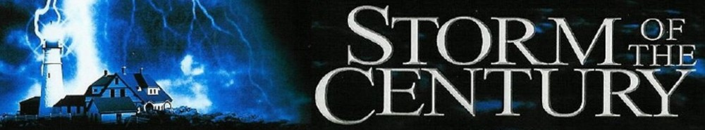 Stephen King's Storm of the Century Movie Banner