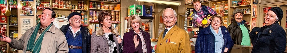 Still Open All Hours (UK) Movie Banner