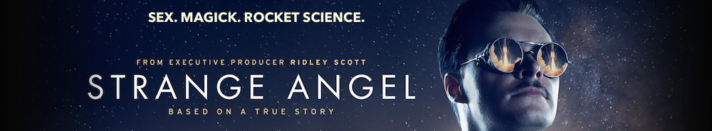 Strange Angel Movie Banner