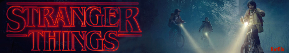 Stranger Things Movie Banner