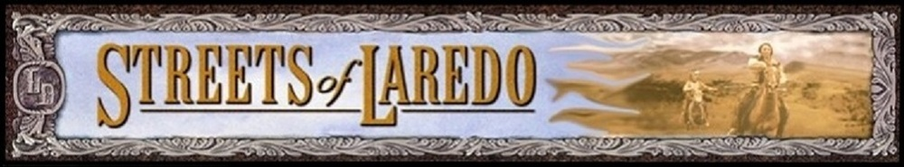 Streets Of Laredo Movie Banner