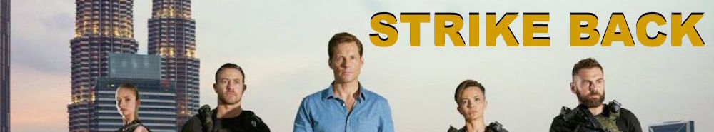 Strike Back (UK) Movie Banner