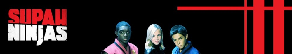 Supah Ninjas Movie Banner