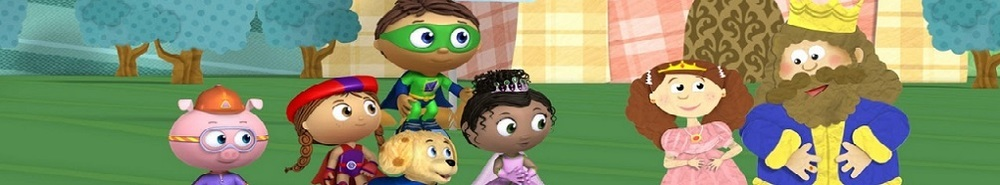 Super WHY! Movie Banner