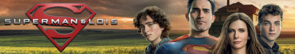 Superman and Lois Movie Banner