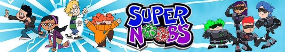 Supernoobs Movie Banner