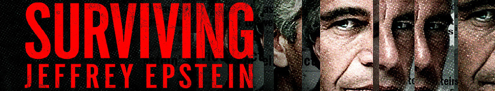 Surviving Jeffrey Epstein Movie Banner