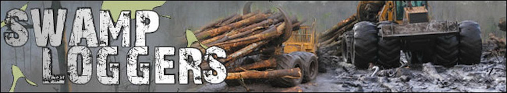 Swamp Loggers Movie Banner