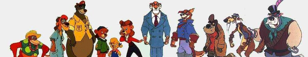 TaleSpin Movie Banner