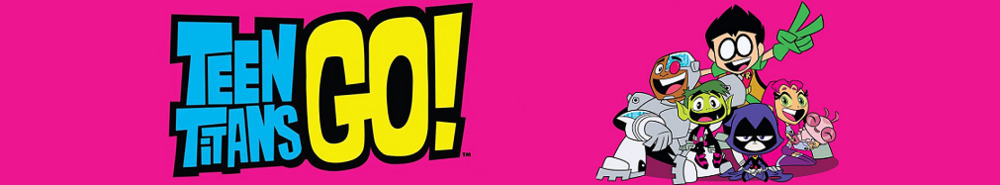 Teen Titans Go! Movie Banner