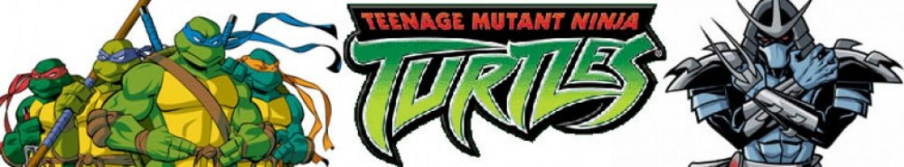 Teenage Mutant Ninja Turtles (2003) Movie Banner