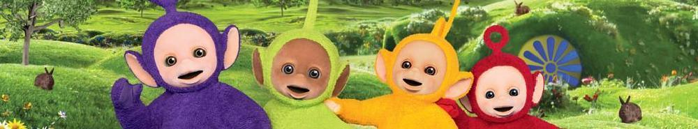 Teletubbies 2015 Movie Banner