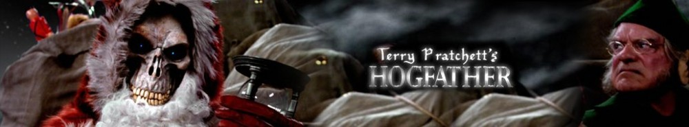 Terry Pratchett's Hogfather (UK) Movie Banner