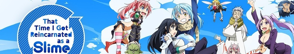 That Time I Got Reincarnated as a Slime (JP) Movie Banner