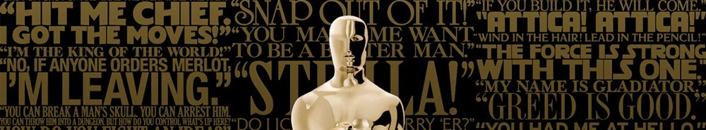 The Academy Awards Movie Banner