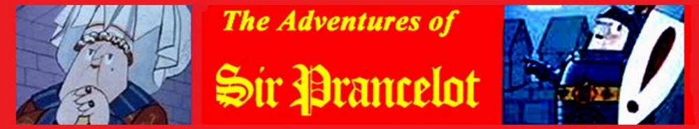 The Adventures of Sir Prancelot (UK) Movie Banner