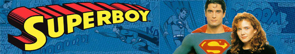 The Adventures of Superboy Movie Banner