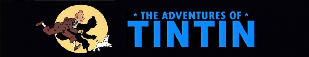 The Adventures of Tintin (CA) Movie Banner