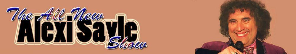 The All New Alexei Sayle Show (UK) Movie Banner
