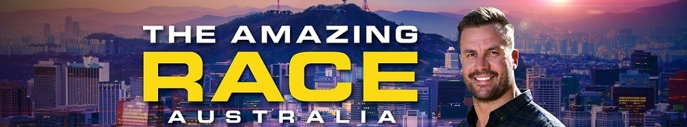 The Amazing Race Australia Movie Banner