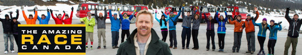 The Amazing Race Canada Movie Banner