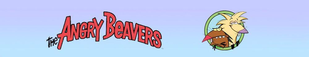 The Angry Beavers Movie Banner