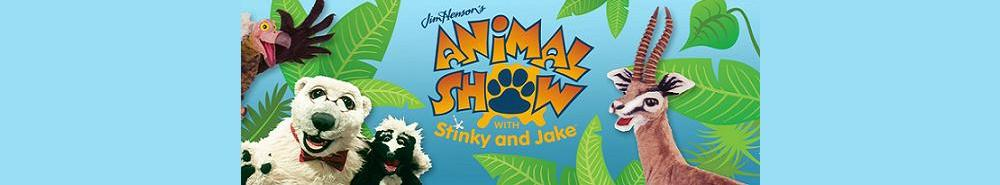 Jim Henson's Animal Show With Stinky and Jake Movie Banner