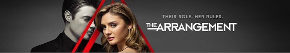 The Arrangement Movie Banner