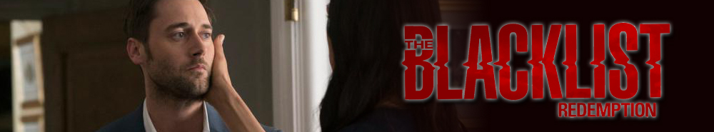 The Blacklist: Redemption Movie Banner