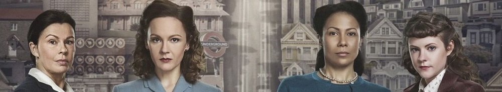 The Bletchley Circle: San Francisco (UK) Movie Banner