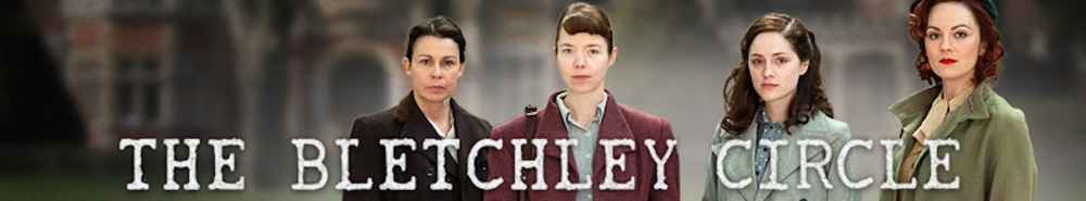 The Bletchley Circle (UK) Movie Banner
