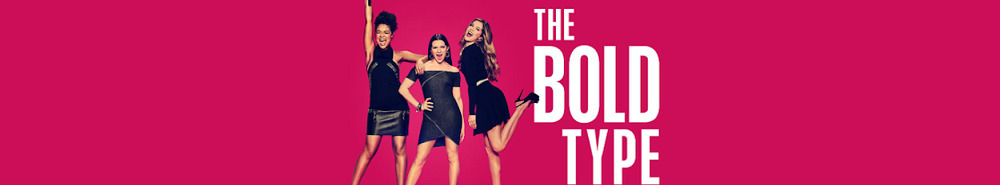 The Bold Type Movie Banner