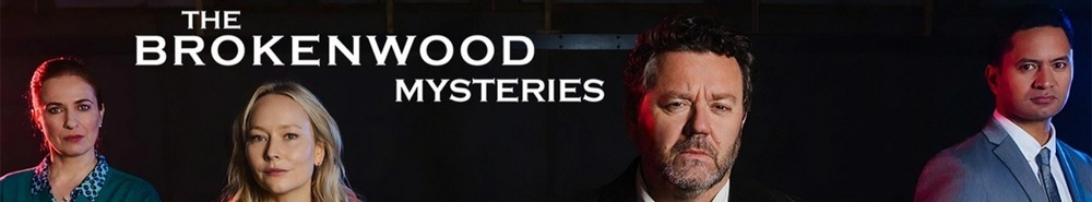 The Brokenwood Mysteries (NZ) Movie Banner
