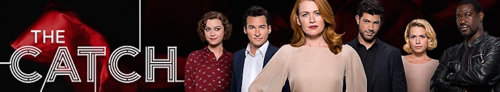 The Catch Movie Banner