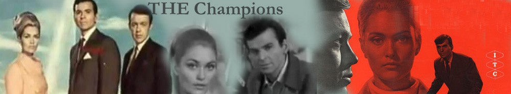 The Champions (UK) Movie Banner