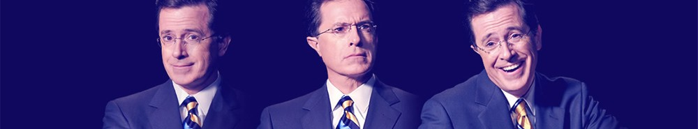 The Colbert Report Movie Banner