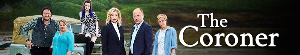 The Coroner (UK) Movie Banner