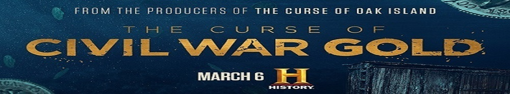 The Curse Of Civil War Gold Movie Banner