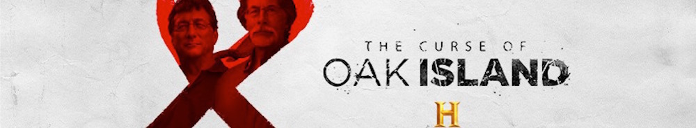 The Curse of Oak Island Movie Banner