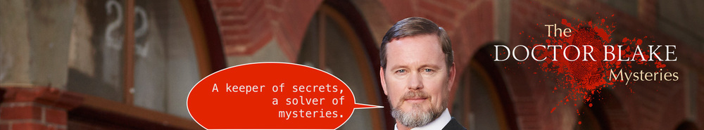 The Doctor Blake Mysteries (AU) Movie Banner