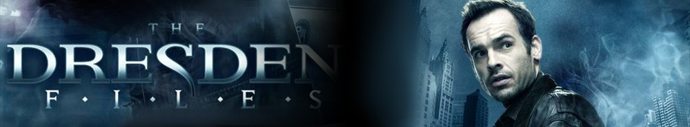 The Dresden Files Movie Banner