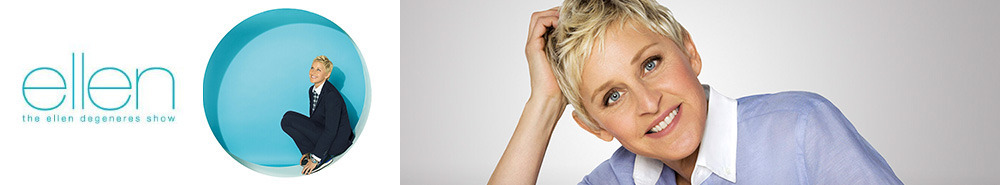 The Ellen DeGeneres Show Movie Banner