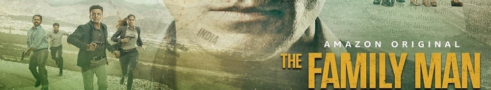 The Family Man (2019) Movie Banner