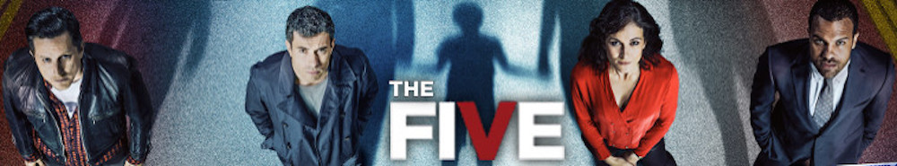 The Five (2016) Movie Banner