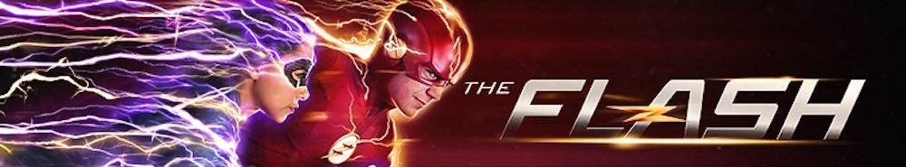 The Flash (2014) Movie Banner