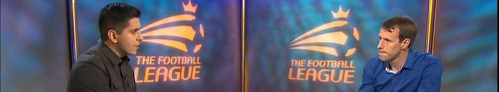 The Football League Show (UK) Movie Banner