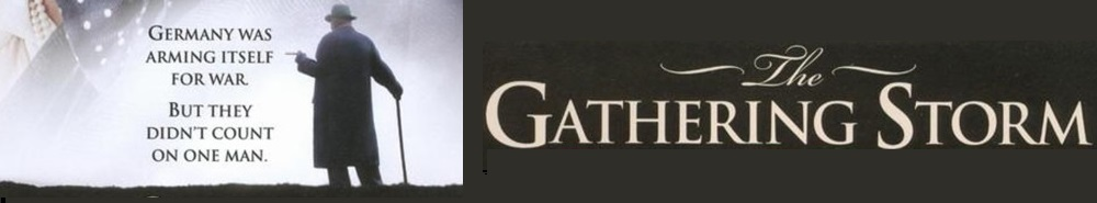 The Gathering Storm Movie Banner