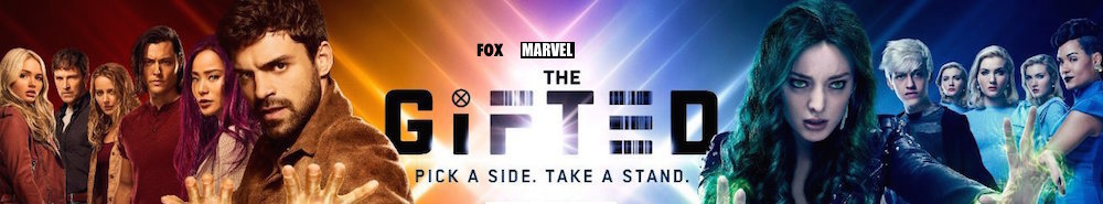 The Gifted Movie Banner