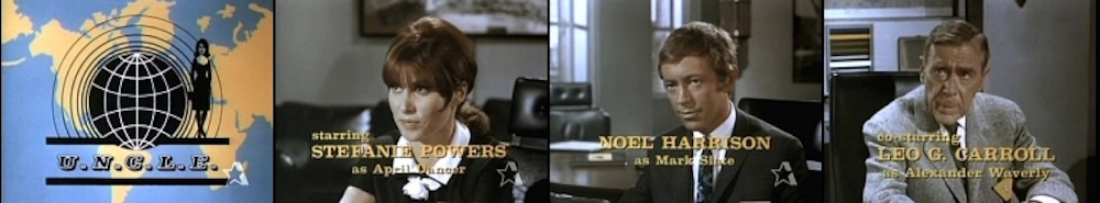 The Girl from U.N.C.L.E. Movie Banner
